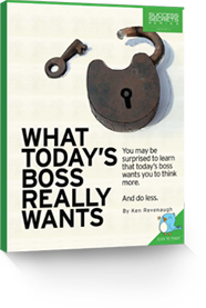 What Today's Boss Really Wants From You