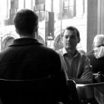 Cafe Conversation Photo